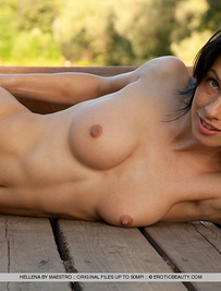 """""""Vivacious babe with youthful body and charming allure."""""""